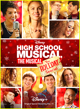 'High School Musical: The Musical: The Holiday Special' Debuts Trailer With Season 2 Sneak Peek!