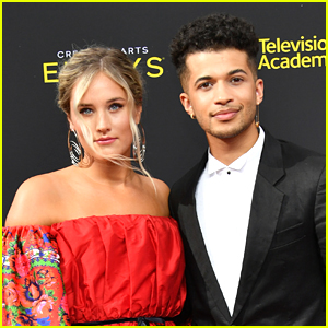 Big News For Longtime Couple Jordan Fisher & Ellie Woods