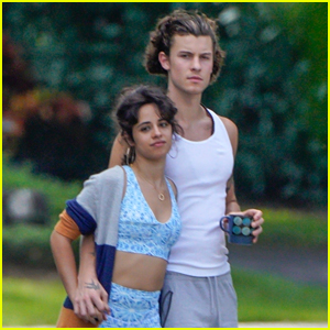 These New Photos of Camila Cabello & Shawn Mendes Are Really, Really Cute!