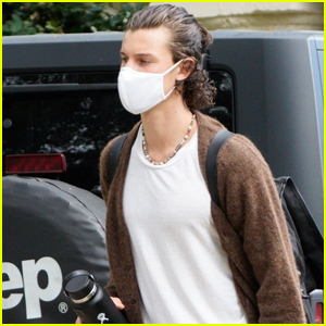 Shawn Mendes Masks Up While Heading Out in Miami