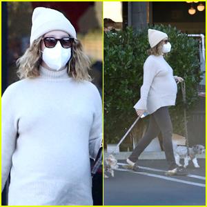 Ashley Tisdale Steps Out After 'The Masked Dancer' Premiere