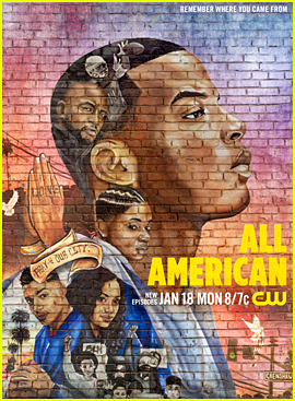 Check out New Photos & the Synopsis For the First Episode of 'All American' Season 3