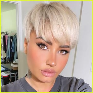 Demi Lovato Dishes On Why She Made That Drastic Change To Her Hair