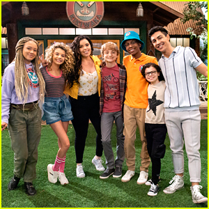 Disney Channel Shares First Look at Trevor Tordjman On 'Bunk'd' & Season 5 Premiere Date