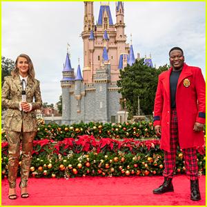 Disney Parks Magical Christmas Celebration - Hosts & Performers Revealed!