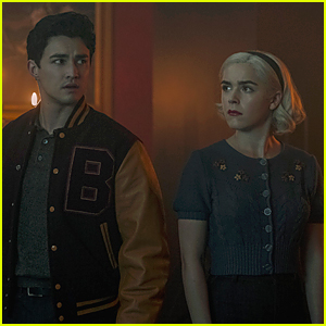 Kiernan Shipka & Gavin Leatherwood React to 'Chilling Adventures of Sabrina' Finale