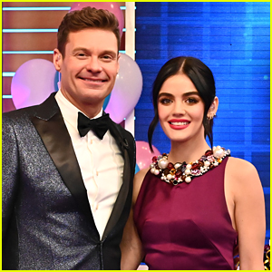 Lucy Hale To Return As Co-Host for Dick Clark's New Year's Rockin' Eve 2021!