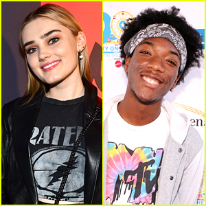 Meg Donnelly & Jaheem Toombs Team Up For New Song 'Christmas Here With You'