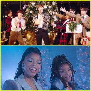 Relive BTS, Chloe x Halle & More Performances From 'The Disney Holiday Singalong'! (Videos)