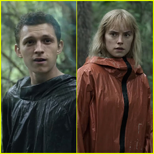 Tom Holland & Daisy Ridley Meet For The First Time In New 'Chaos Walking' Clip