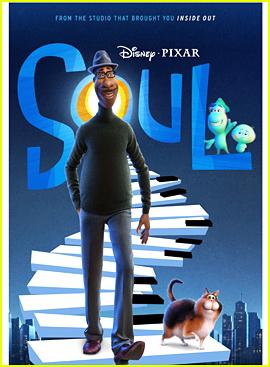Who Stars In Disney/Pixar's 'Soul' On Disney+?
