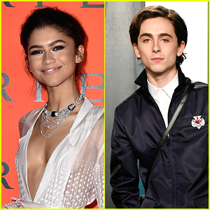 Zendaya Wishes Happy Birthday to 'One of the Coolest MF on the Planet' Timothee Chalamet