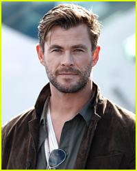 Chris Hemsworth Marks the Beginning of Filming For 'Thor: Love & Thunder'