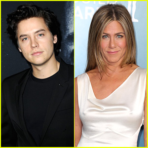 Cole Sprouse Talks Crushing On Jennifer Aniston While Working on 'Friends'
