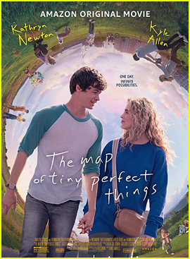 Kathryn Newton & Kyle Allen Star In 'The Map of Tiny Perfect Things' First Look!
