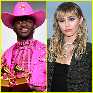 Lil Nas X Has Plans For a Miley Cyrus Collab!