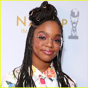 Marsai Martin Was Once Told There Weren't Opportunities For Her