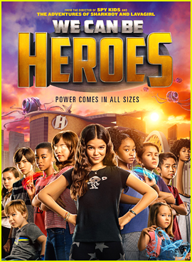 Netflix Announces 'We Can Be Heroes' Sequel Is Already In the Works!