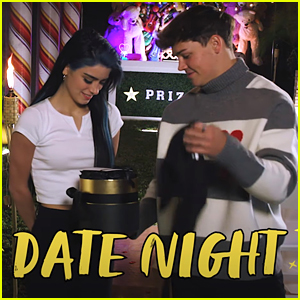 Noah Beck & Dixie D'Amelio Go On a Date Night In 'Noah Beck Tries Things' Trailer - Exclusive!