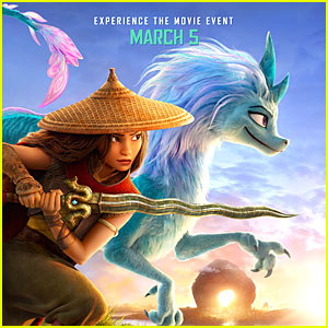 'Raya & The Last Dragon' Gets New Trailer & Poster - Watch Now!