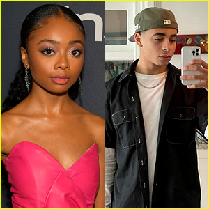 Skai Jackson's Rumored Relationship with Julez Smith Is Making Headlines