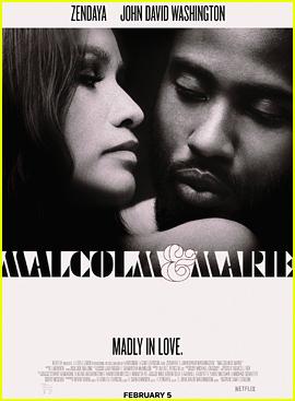 Zendaya & John David Washington Are Madly In Love In 'Malcolm & Marie' Trailer
