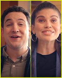 'Girl Meets World' Parents Ben Savage & Danielle Fishel Reunite For New Ad