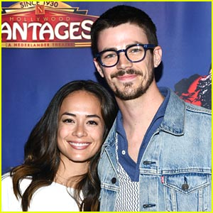 Grant Gustin & Wife LA Thoma Are Expecting Their First Baby!
