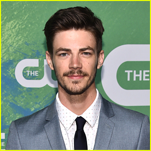 Grant Gustin To Film New Movie In Between Seasons 7 & 8 of 'The Flash'!