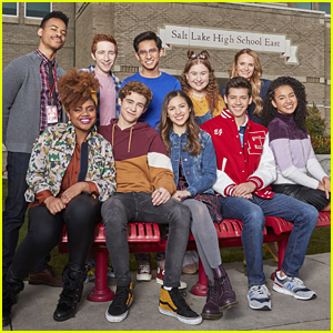 'High School Musical: The Musical: The Series' Cast Wrap On Season 2!
