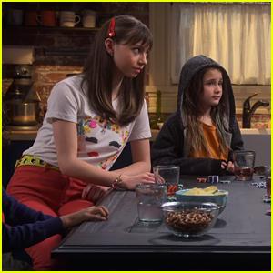 Lauren Lindsey Donzis, Quinn Copeland & More Star In 'Punky Brewster' Trailer