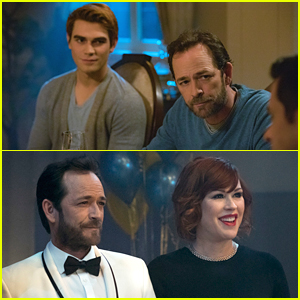 Luke Perry Made a Surprise Appearance on Riverdale's Graduation Episode