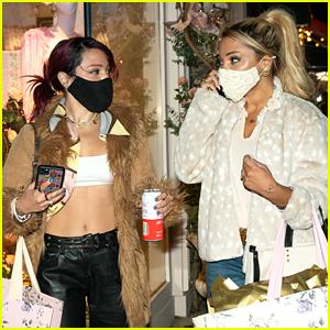 Niki & Gabi DeMartino Go Bridesmaid Shopping In NYC For Gabi's Wedding