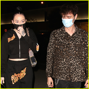 Noah Cyrus Celebrates BFF's Birthday With Night Out, Teases New Music