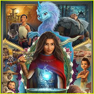 'Raya & The Last Dragon' Gets New Key Art, Disney+ Opens Premier Access Pre-Orders!