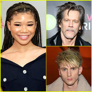 Storm Reid Joins Kevin Bacon & Machine Gun Kelly In New Movie 'One Way'