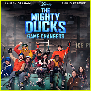 'The Mighty Ducks: Game Changers' Debuts New Poster & Full Trailer - Watch Now!
