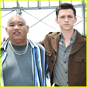Tom Holland & Jacob Batalon Share Fake 'Spider-Man 3' Titles & First Look Photos