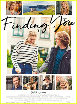 Jedidiah Goodacre & Katherine McNamara Star In 'Finding You' Trailer - Watch Now!