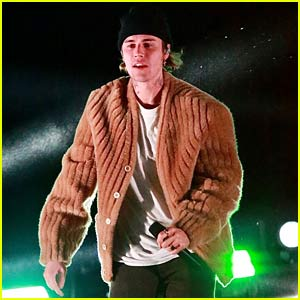 Justin Bieber's Performance for Kids' Choice Awards 2021 Has Seemingly Already Happened - See Photos!