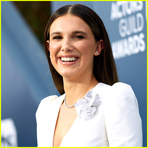 Millie Bobby Brown Shares Inspiring Message at the Kids' Choice Awards 2021