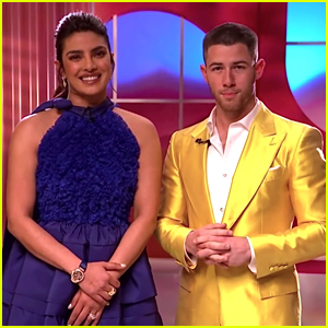 Nick Jonas & Priyanka Chopra Announce The Oscars 2021 Nominations (Video)