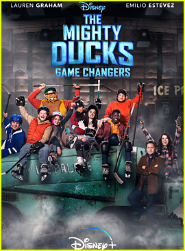 Who Stars In 'The Mighty Ducks: Game Changers'? Meet The Cast Here!