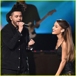Ariana Grande & The Weeknd Tease 'Save Your Tears' Remix!