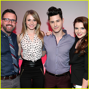 'Faking It' Cast To Reunite At Upcoming ATX Television Festival 2021 - Get Details!