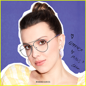 Millie Bobby Brown Drops New Vogue Eyewear Collection - See the Campaign Pics