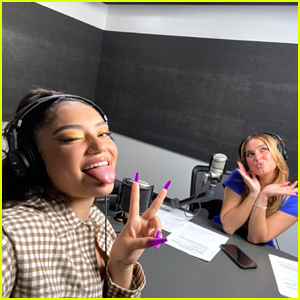 Addison Rae & Avani Gregg Share Scary Fan Encounters On 'That Was Fun?' Podcast