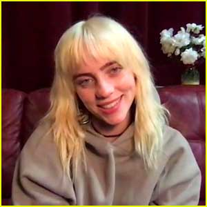 Billie Eilish Reveals Who Inspired Her to Go Blonde