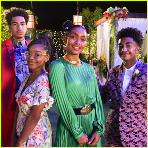 Marsai Martin, Marcus Scribner & Miles Brown React to 'Black-ish' Ending