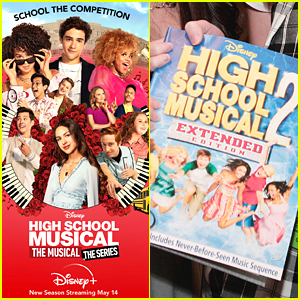 The 'High School Musical: The Series' Cast Sing These 'High School Musical 2' Songs In Season 2 Premiere!